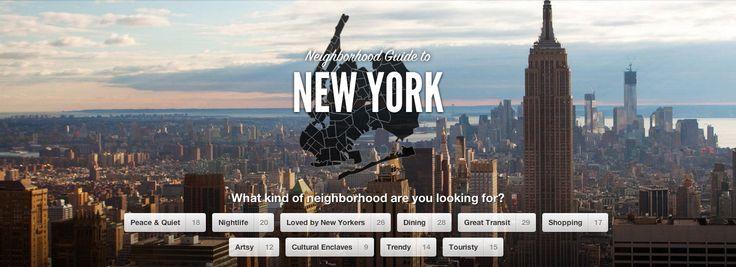 Neighborhood Guide from Airbnb › PatternTap