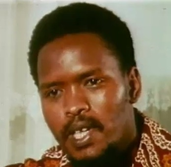"Stephen Biko (1946-1977): ""The philosophy of Black Consciousness, therefore, expresses group pride and the determination by the blacks to rise and attain the envisaged self. At the heart of this kind of thinking is the realisation by blacks that the most potent weapon in the hands of the oppressor is the mind of the oppressed."" (From: I write what I like)"