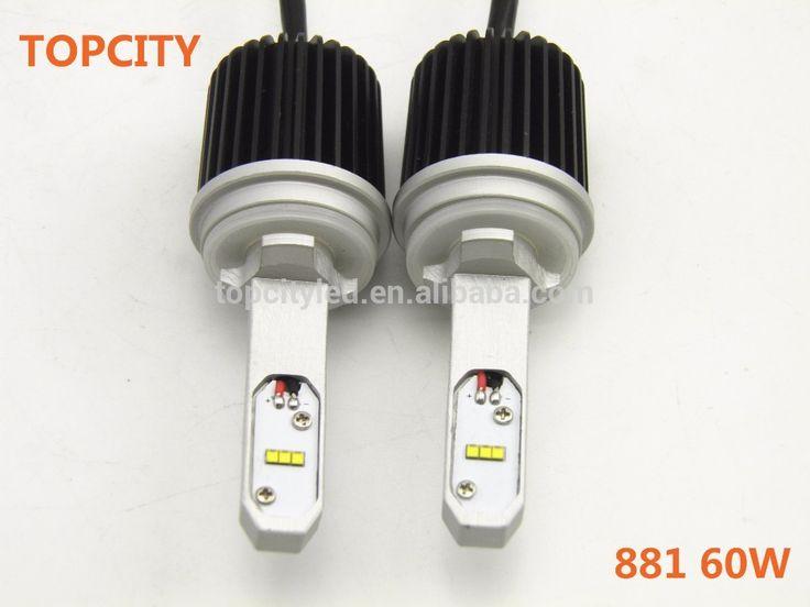 881 led headlight automobile headlight assembly car headlights lumens Whatsapp: +8613925028526 Skype: selena.teenda.hid