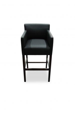 Hoker fotelikowy, krzesło barowe od Selsey.pl #selseypolska, #hoker