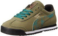 PUMA Roma Camo Kids Classic Sneaker (Infant/Toddler/Little Kid/Big Kid)
