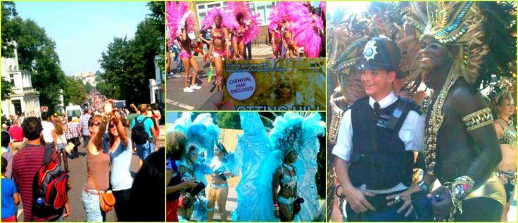 Notting Hill #Carnival 2014 #LondonEvents https://comfortinnandsuiteskingscross.co.uk/blog/