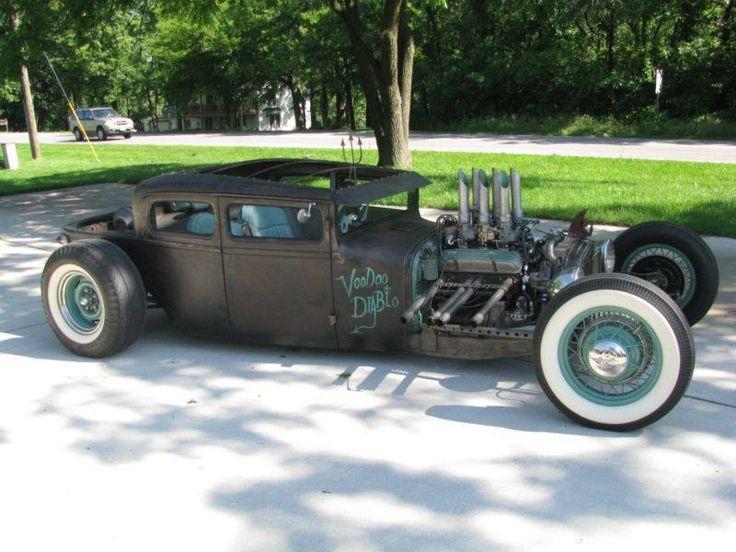 Best Hot Rod Images On Pinterest Rat Rods Car And Rat Rod