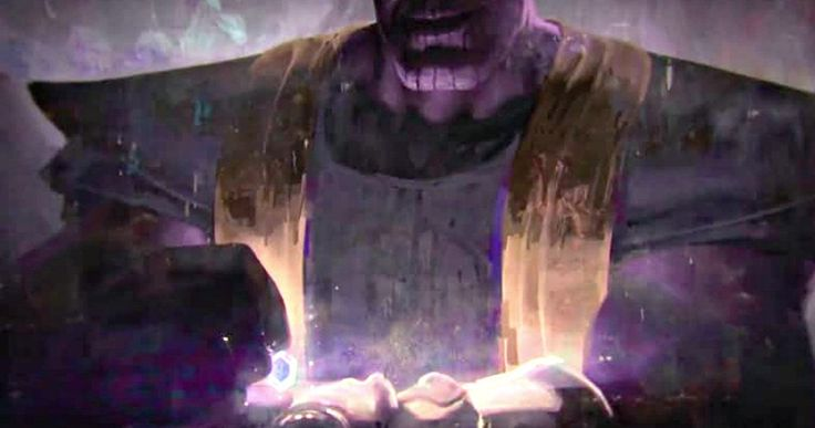 Avengers: Infinity War Concert Art Shows Thanos, Rocket and Thor -- Rocket Raccoon and Thor team-up in a sneak peek at Avengers: Infinity War, which also includes a new look at Josh Brolin's Thanos. -- http://movieweb.com/avengers-infinity-war-concert-art-thanos-rocket-thor/