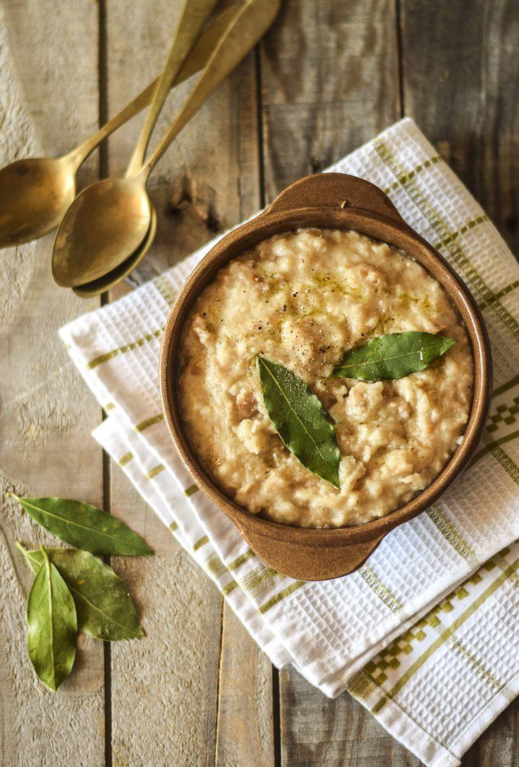 Panada bresciana al parmigiano e alloro