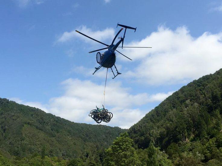 Knockin' on Heaven's Door  #newzealand #mountainbiking #photos