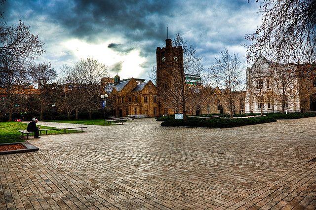 Melbourne University ~ Melbourne, Australia
