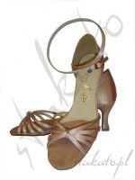 Stakato, sklep taneczny, obuwie do tańca, łacina, buty damskie, cieliste, http://stakato.pl