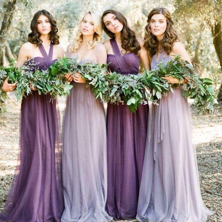 31 best Ultra Violet Wedding images on Pinterest | Hair ideas ...