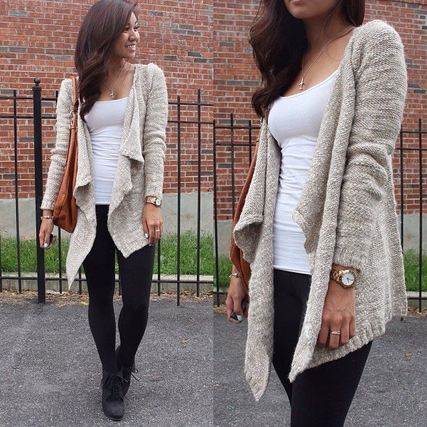 Cute Fall Outfit - I CAN RECREATE THIS ONE!! haha.. doesn't happen too often :)