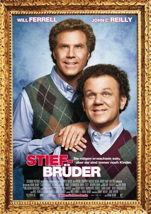 Poster zum Film: Stiefbrüder