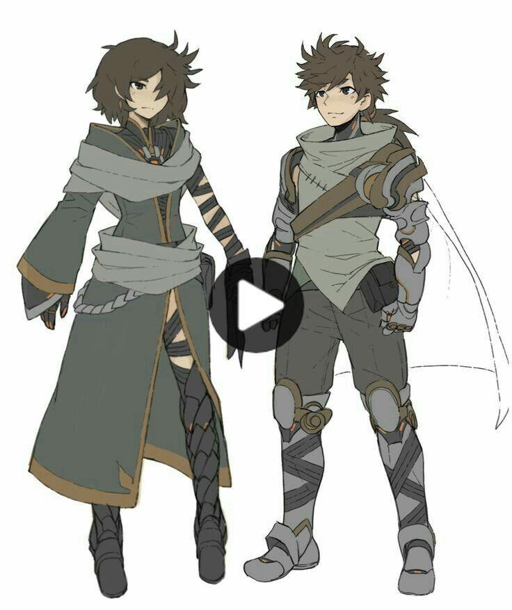 Anime Adventure In 2020 Fantasy Adventure Anime Anime Character Design Character Design