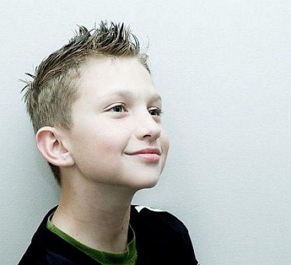 The Spike Hairstyles For Boys