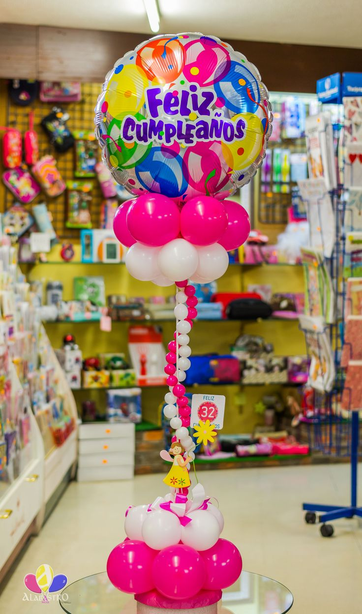 Images about simple balloon decoration on pinterest