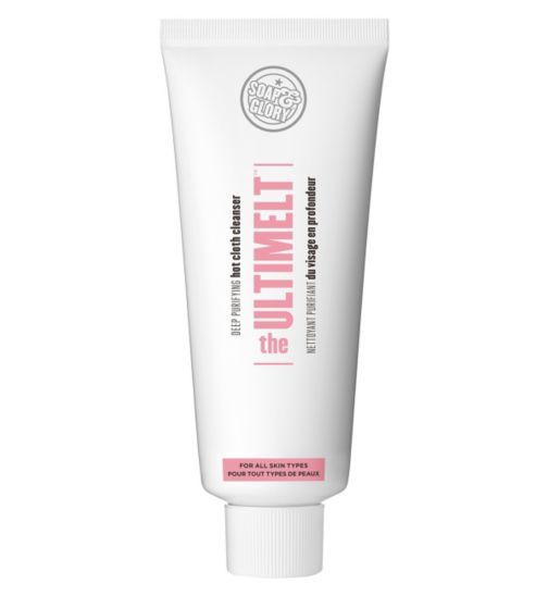 Soap and Glory™ The Ultimelt™ Deep Purifying Hot Cloth Cleanser - Boots