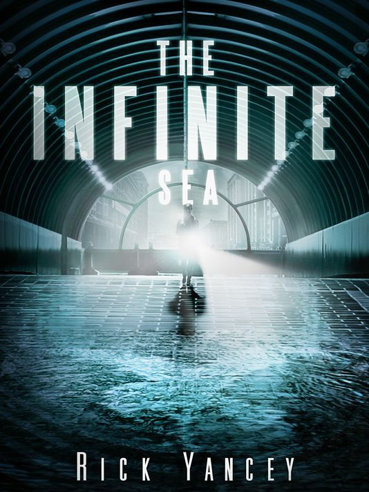 The Infinite Sea (The Fifth Wave #2) comes out the day after my birthday! what an awesome gift to buy myself!