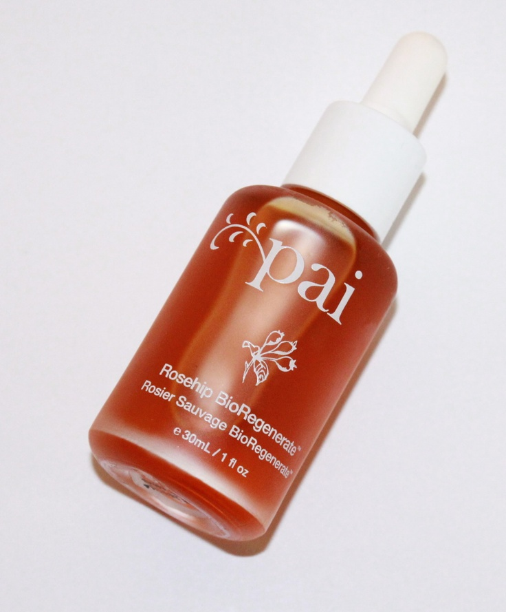 Beauty Reflections: Be Ready For The Pai Skincare Invasion:PAI Rosehip BioRegenerate Oil Review