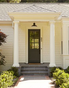 87 Best Images About Portico Possibilities On Pinterest Front Porches Front Doors And Entrance