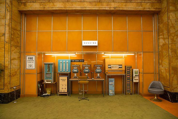 ウェス・アンダーソン最新作「グランド・ブダペスト・ホテル」大ヒット上映中!