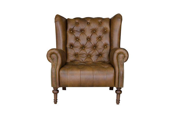 Turner chair from £559 #meyerandmarsh #armchair #livingroomideas