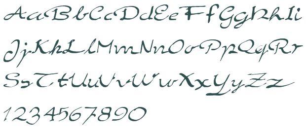 Sverige Script Font 1001 Free Fonts