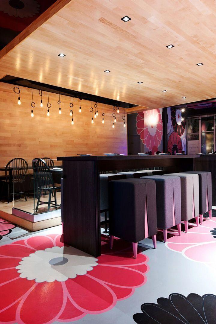 Kinoya japanese #bistro by Jean de Lessard, Montreal