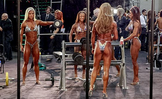 Bodybuilding.com - Династия Рисунок: Как Николь Уилкинс Выиграл свой четвертый Олимпию