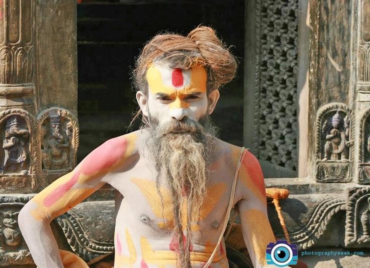 Indian Holy Man Photography Seek