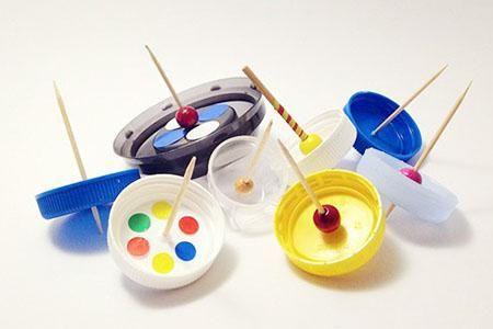自製玩具,好玩,環保,省錢