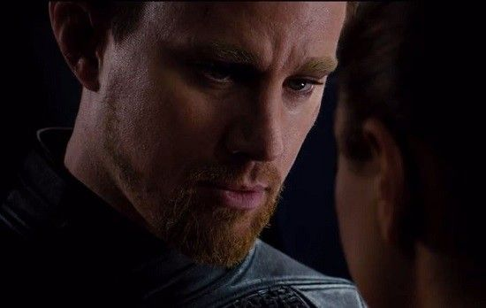 In Jupiter Ascending, Channing Tatum plays Caine Wise, a genetically engineered former military hunter. Having both wolf and human DNA, he has a powerful sense of smell that allows him to track his targets.