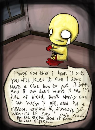 Cartoon Character Quotes and Sayings   Emo Pictures: Cute Emo Love Cartoons