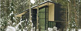 Form & Forest Modern Prefab Cabin Kits and Plans
