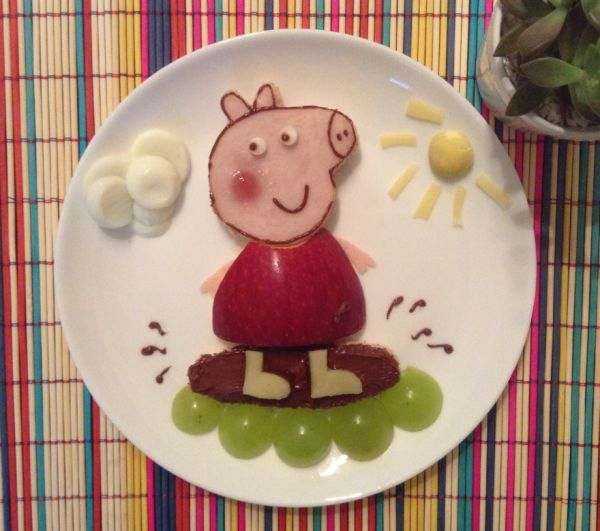 Comida creativa para niños  (2)