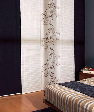 Oltre 25 fantastiche idee su tende a pannello su pinterest - Tende a pannello design ...