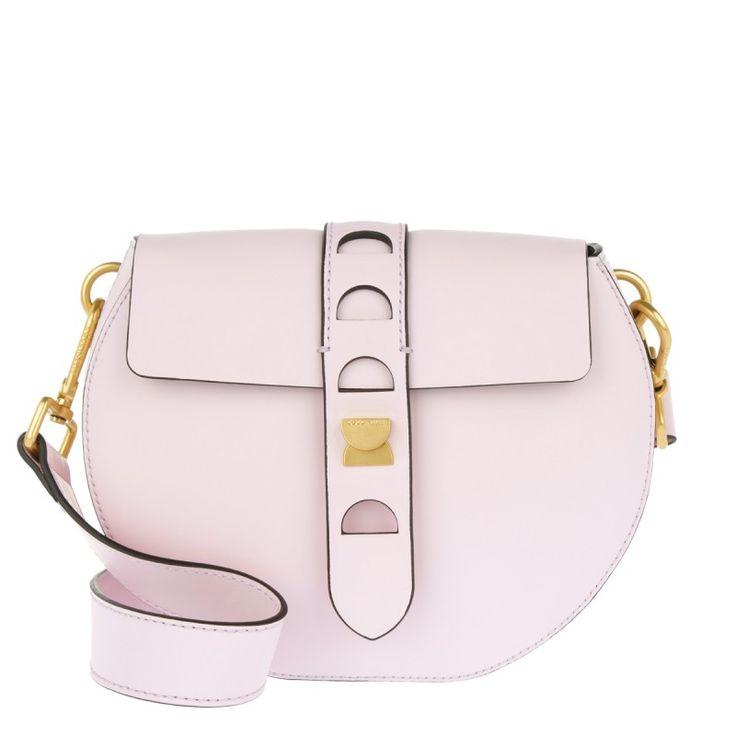 Coccinelle Tasche - Minibag Duo Strap Crossbody Malva - in rosa - Umhängetasche für Damen