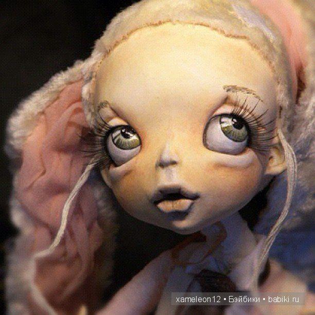 Интервью с автором кукол Галиной Дмитрук / Интервью с авторами кукол / Бэйбики. Куклы фото. Одежда для кукол