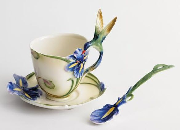Most Valuable Tea Cups | Posted by Amazing For Me at 11:23 PM