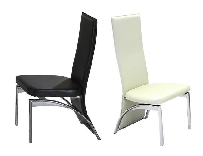 Durban Dining Chair Chrome Chair Dining Chairs Dining