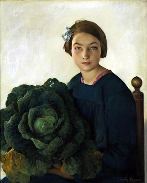 Firmin Baes - Belgian painter.