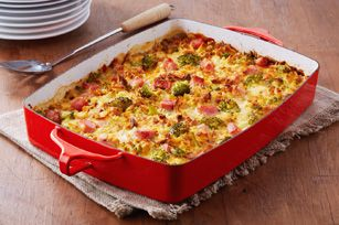 Ham & Broccoli Casserole Recipe - Kraft Recipes