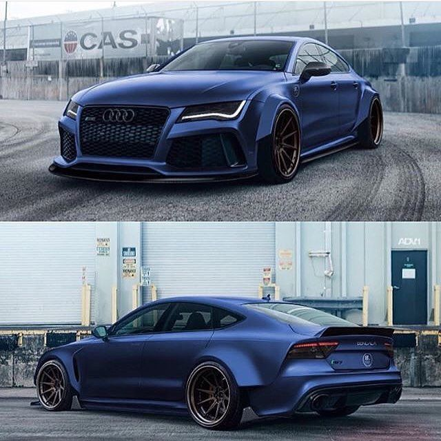 Audi RS7 © @bengalaautodesign