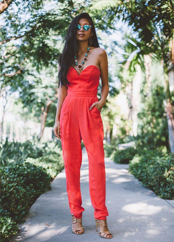15 best Jumpsuit outfit images on Pinterest