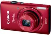 Canon PowerShot ELPH 130 IS 16.0 MP Digital Camera with 8x Optical Zoom 28mm Wide-Angle Lens and 720p HD Video Recording (Red)