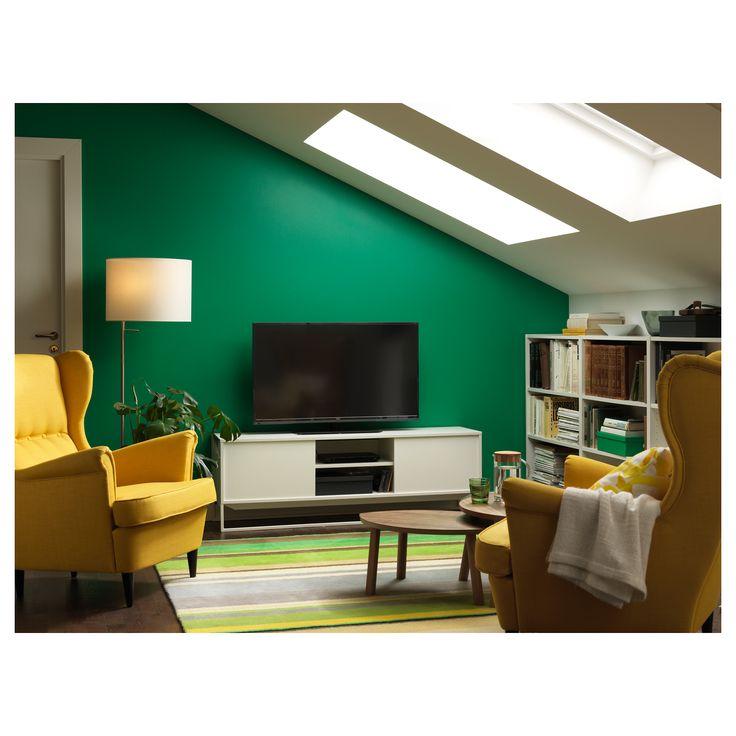 25 best ideas about banc tv blanc on unit 233 de t 233 l 233 ikea armoires murales tv and