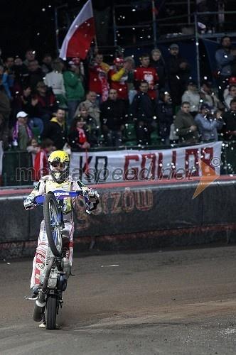 Tomasz Gollob (Poljska), 3. mesto