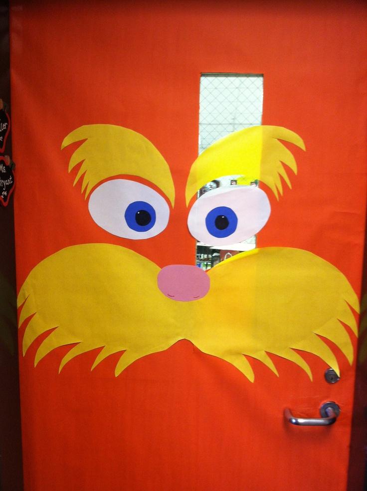 Lorax Classroom Decor : Best lorax classroom images on pinterest school