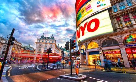 Groupon Voyages à Watford : Weekend Shopping à Londres avec pass VIP, A/R en bus et hébergement 4*: #WATFORD En promo à 169.00€ En…