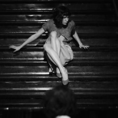 Les enchaînés - dance show  CREATION Karina Champoux and Philippe B SEPTEMBER 22, 23, 24, 25 AT 7 P.M