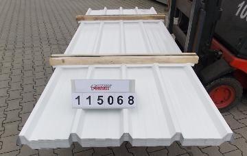 DEAL! Paket des Tages  O-METALL Trapezprofil 40.250/4 Dach Paket-Inhalt94,500m2 Materialstärke:0,45mm RAL 9010 reinweiß AnzahlLängeBreiteFläche 30       3,0001,05094,500  Netto-Preis: 523,89 €* Inkl. 19% MwSt.: 623,43 €* * Ab Lager  http://www.trapezblech-preis.de/Content/detailsPaket.aspx?PAKET=115068&SPR=1  www.o-metall.com