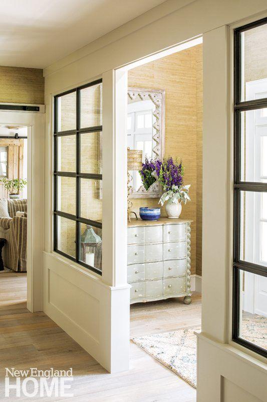 Vestibule House Windows Small House Interior Design